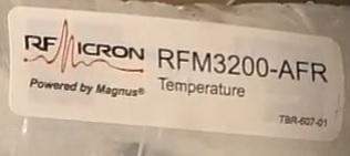 UHF帯パッシブRFIDセンサー